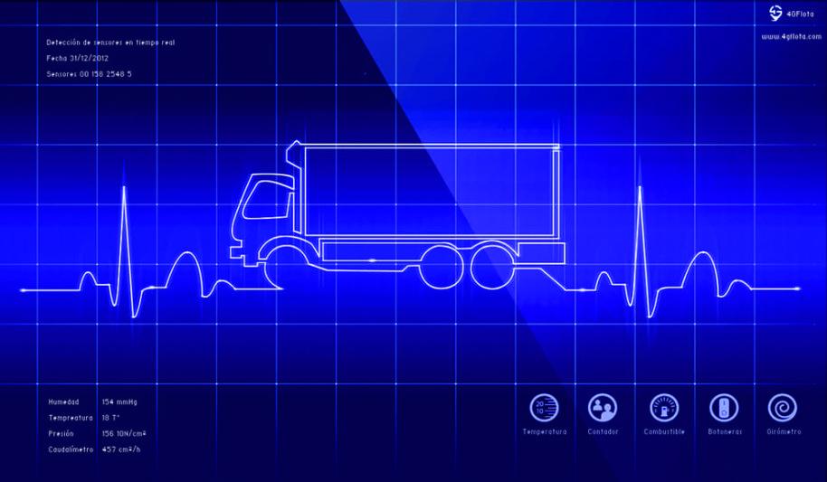 Sensores inteligentes para el transporte por carretera