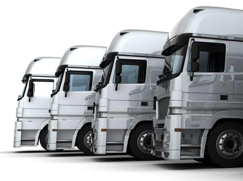 tacografo flota de camiones